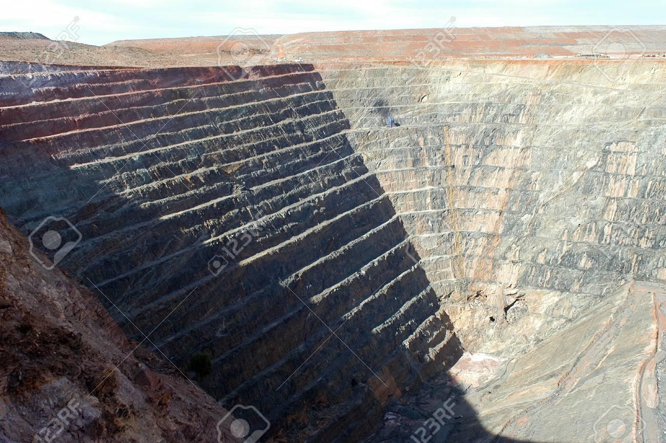 Goldmine of Leonora in the Australia Western Stock Photo - 17580460