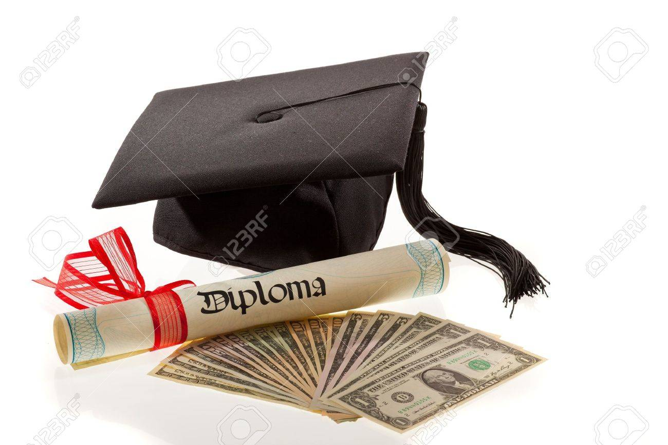 Mortar and dollars symbol for education costs in america stock mortar and dollars symbol for education costs in america stock photo 7993901 buycottarizona Gallery