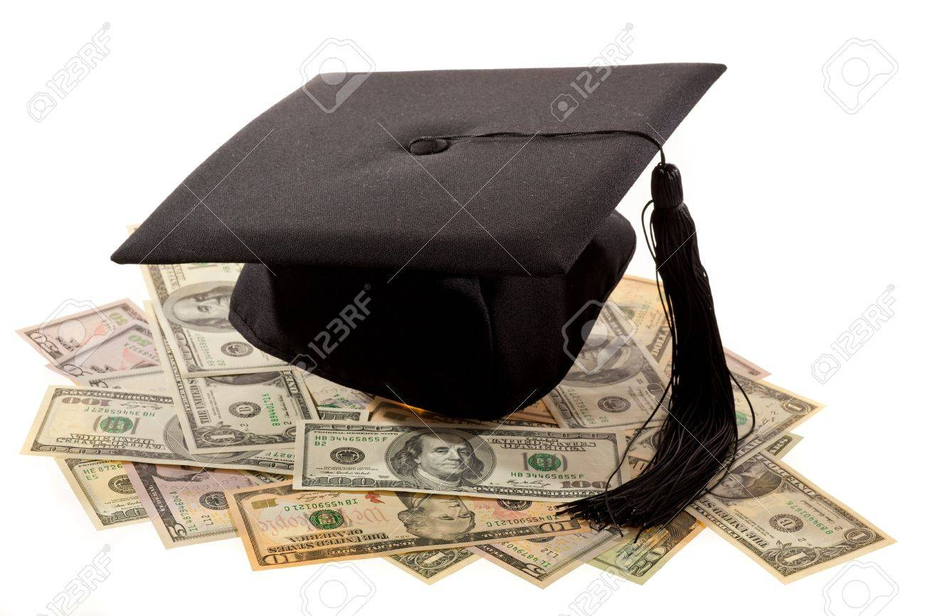 Mortar and dollars symbol for education costs in america stock mortar and dollars symbol for education costs in america stock photo 7993921 buycottarizona Gallery