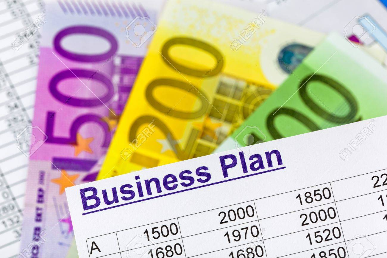 Self employment business plan