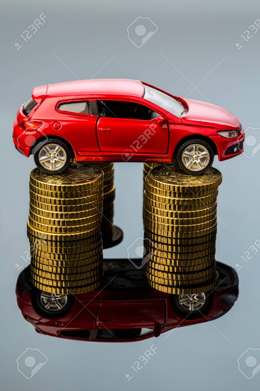 rising costs in the car by workshop costs Stock Photo - 17122349