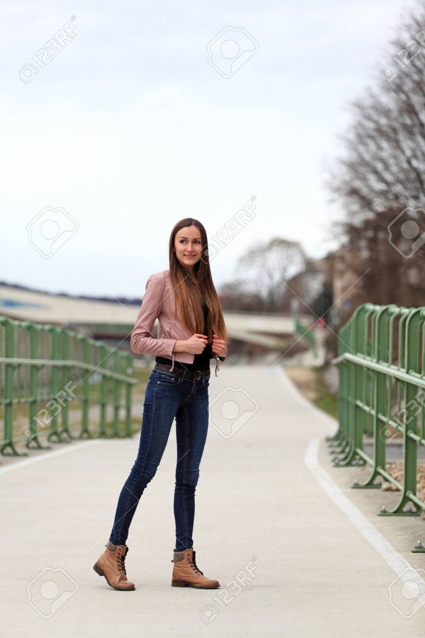 girls with boots