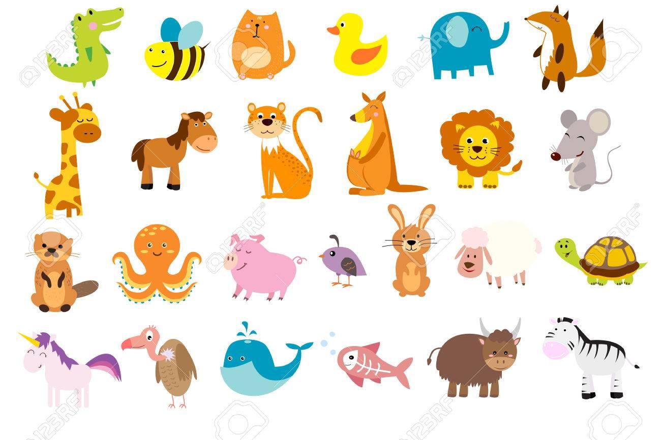 ベストセレクション 可愛い動物イラスト 無料 ページを着色し 自由