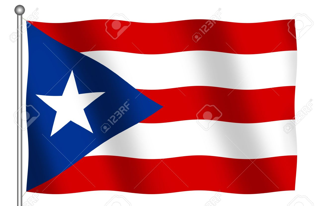 Puerto rico flag waving stock photo picture and royalty free puerto rico flag waving stock photo 513389 biocorpaavc Image collections