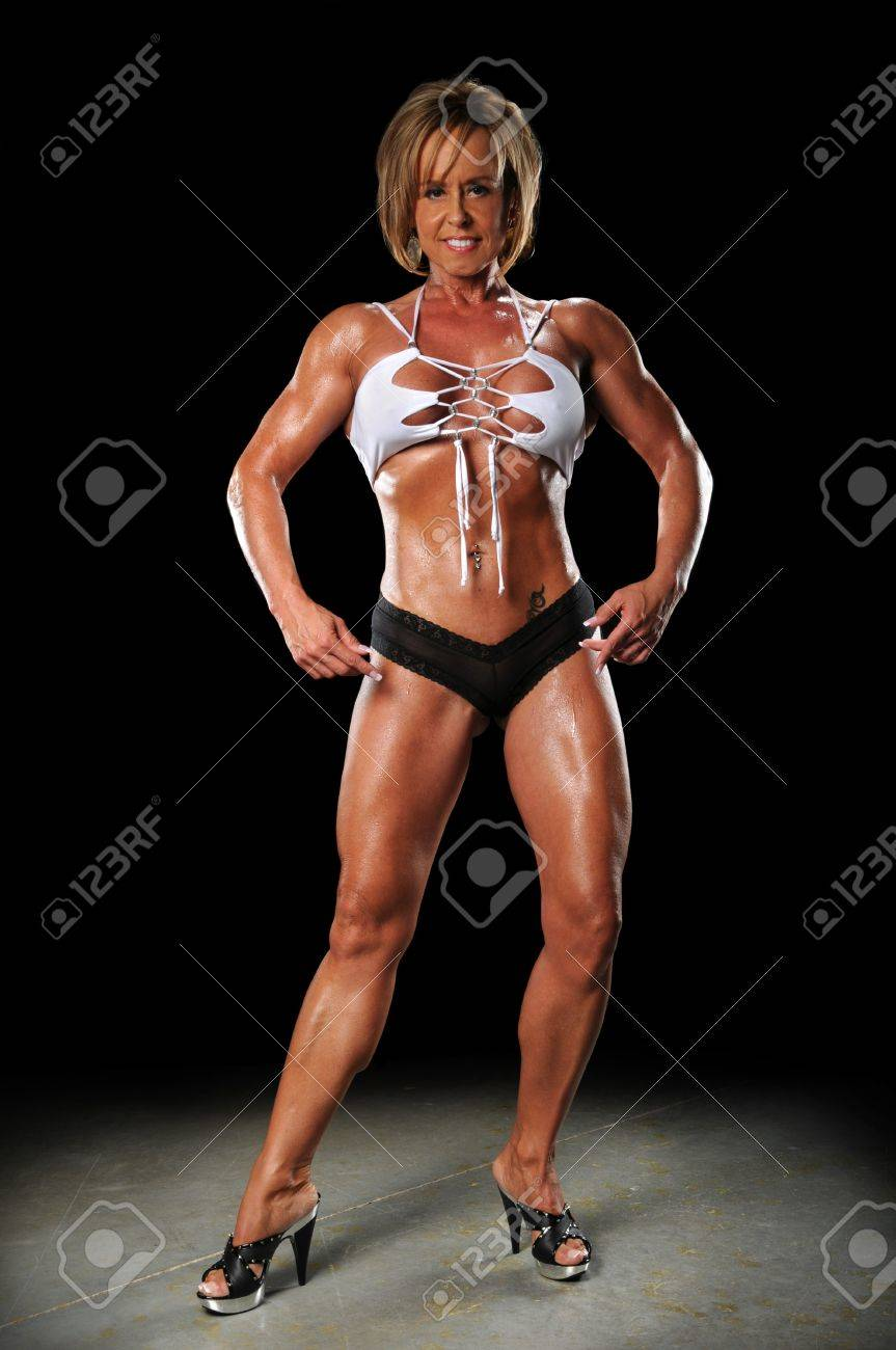 Mature women bodybuilders