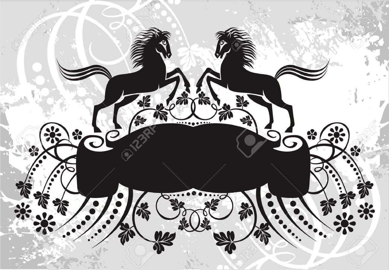 Emblem Stock Vector - 2440723