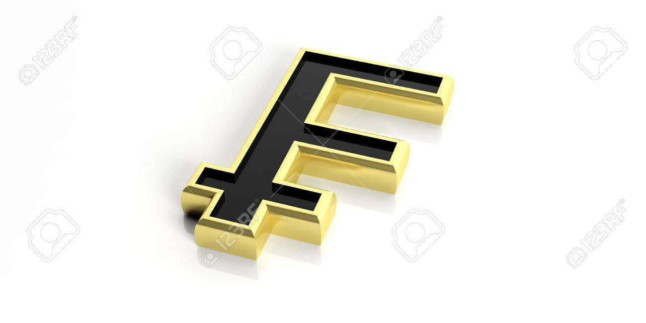 3d rendering golden swiss franc symbol on white background stock 3d rendering golden swiss franc symbol on white background stock photo 60778148 buycottarizona Images