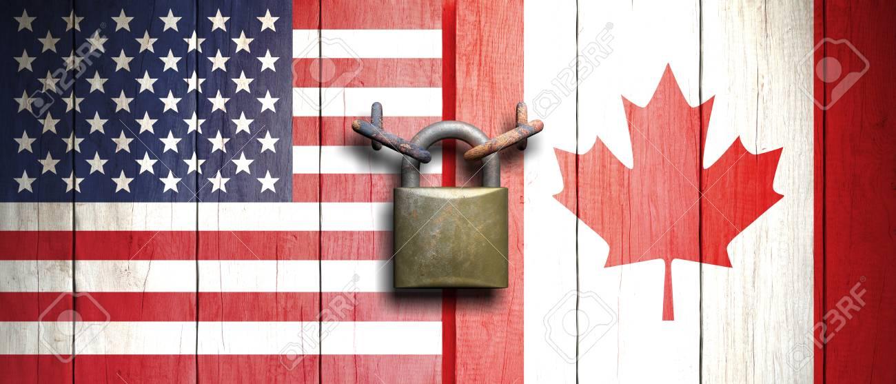 カナダとアメリカ合衆国の関係