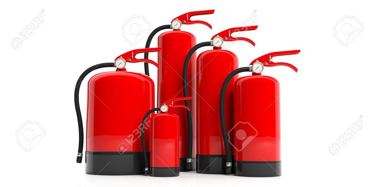 Fire Extinguisher Sizes