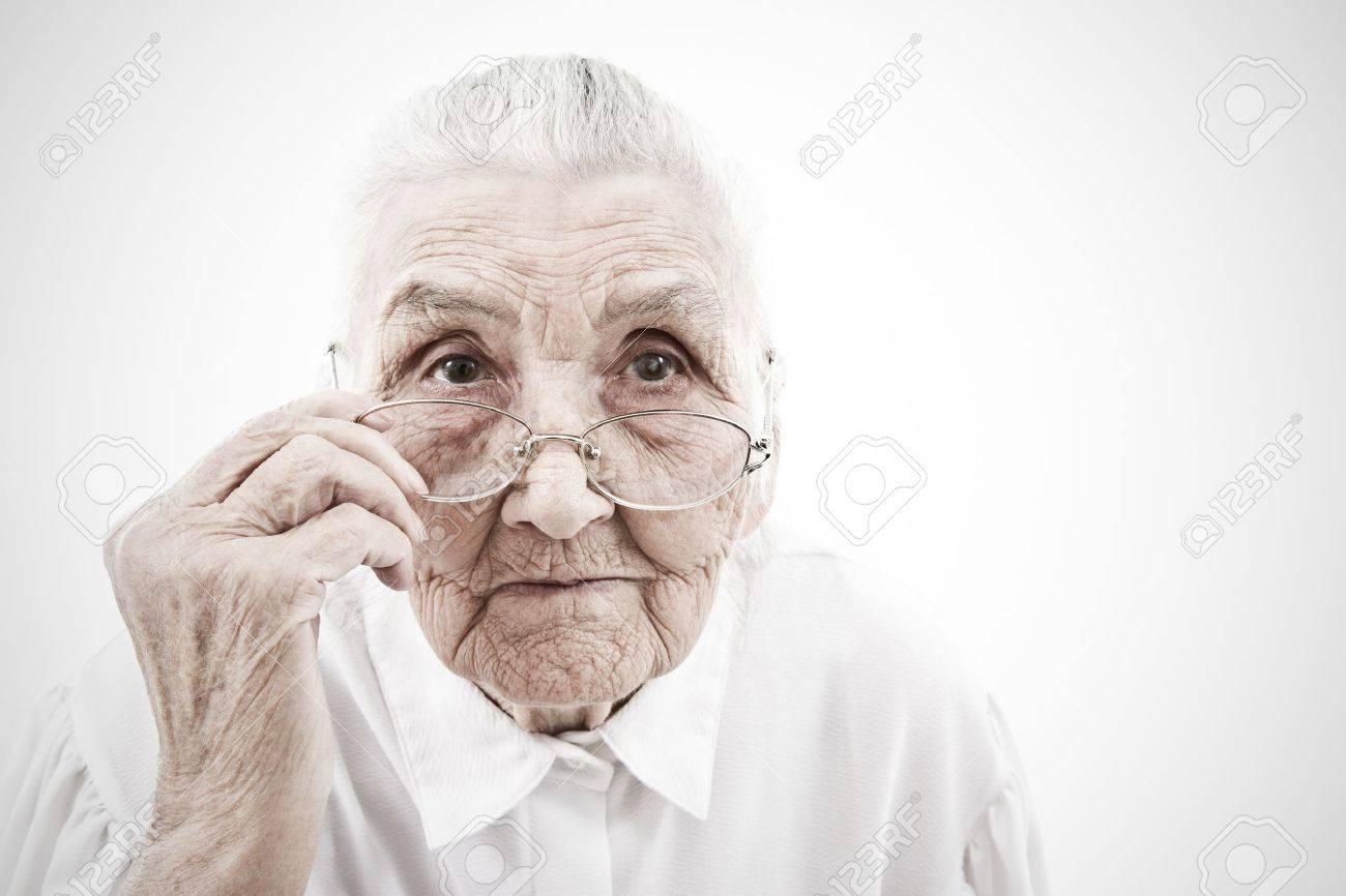 tres vieilles femmes