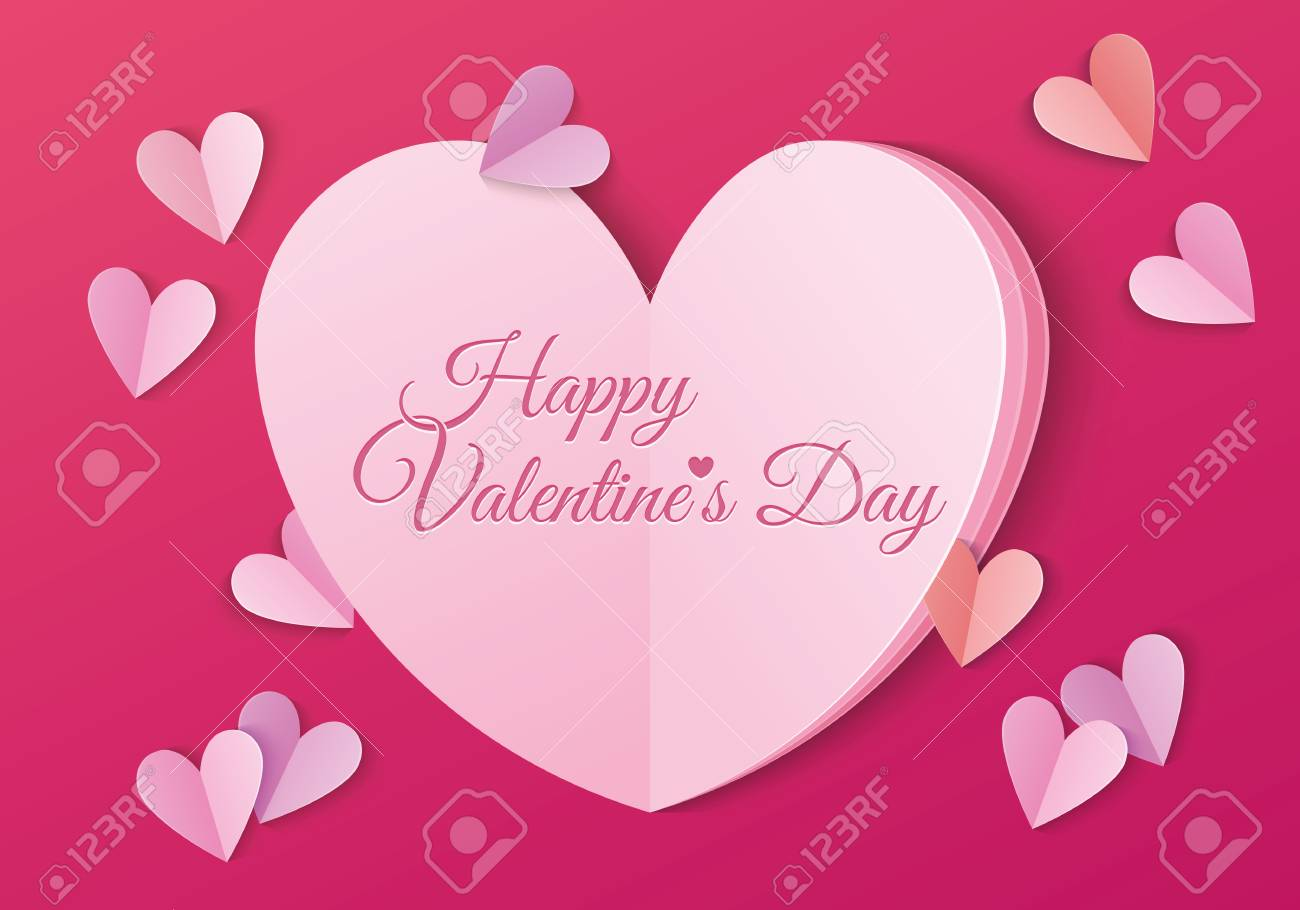 Valentine S Day Banner Template For Social Media Advertising