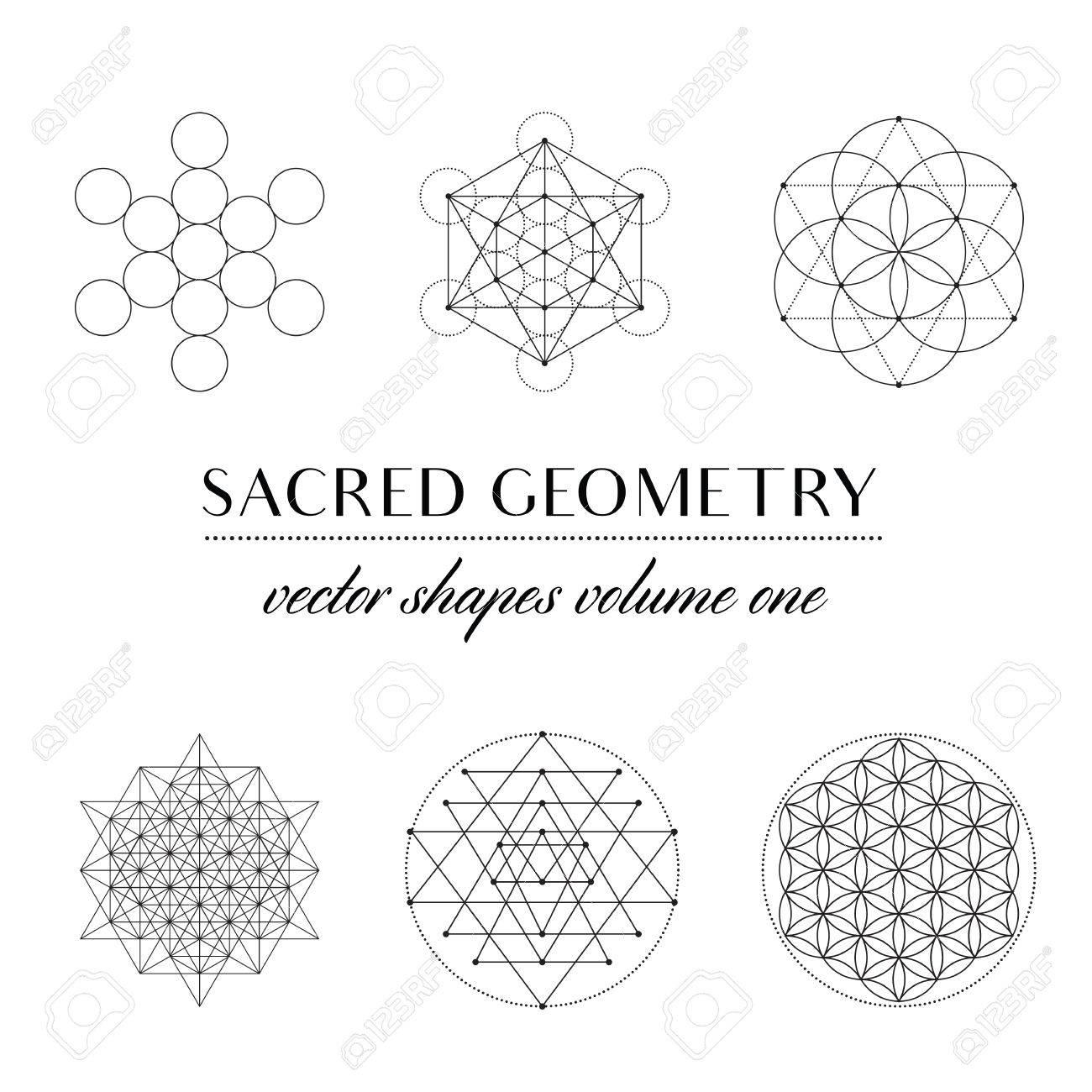 sacred geometry volume one set of sacred geometry art geometric
