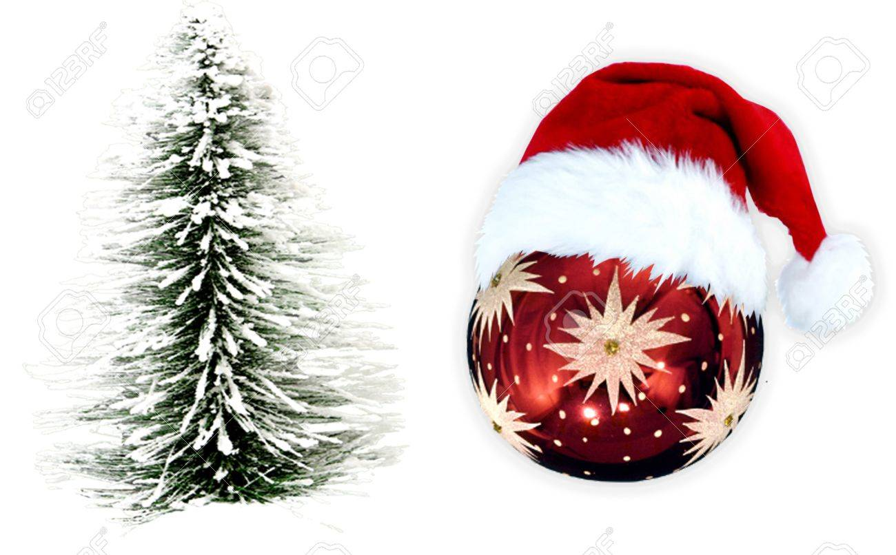 Nice christmas ornaments - Here You Can See Nice Christmas Ornaments Stock Photo 6348425