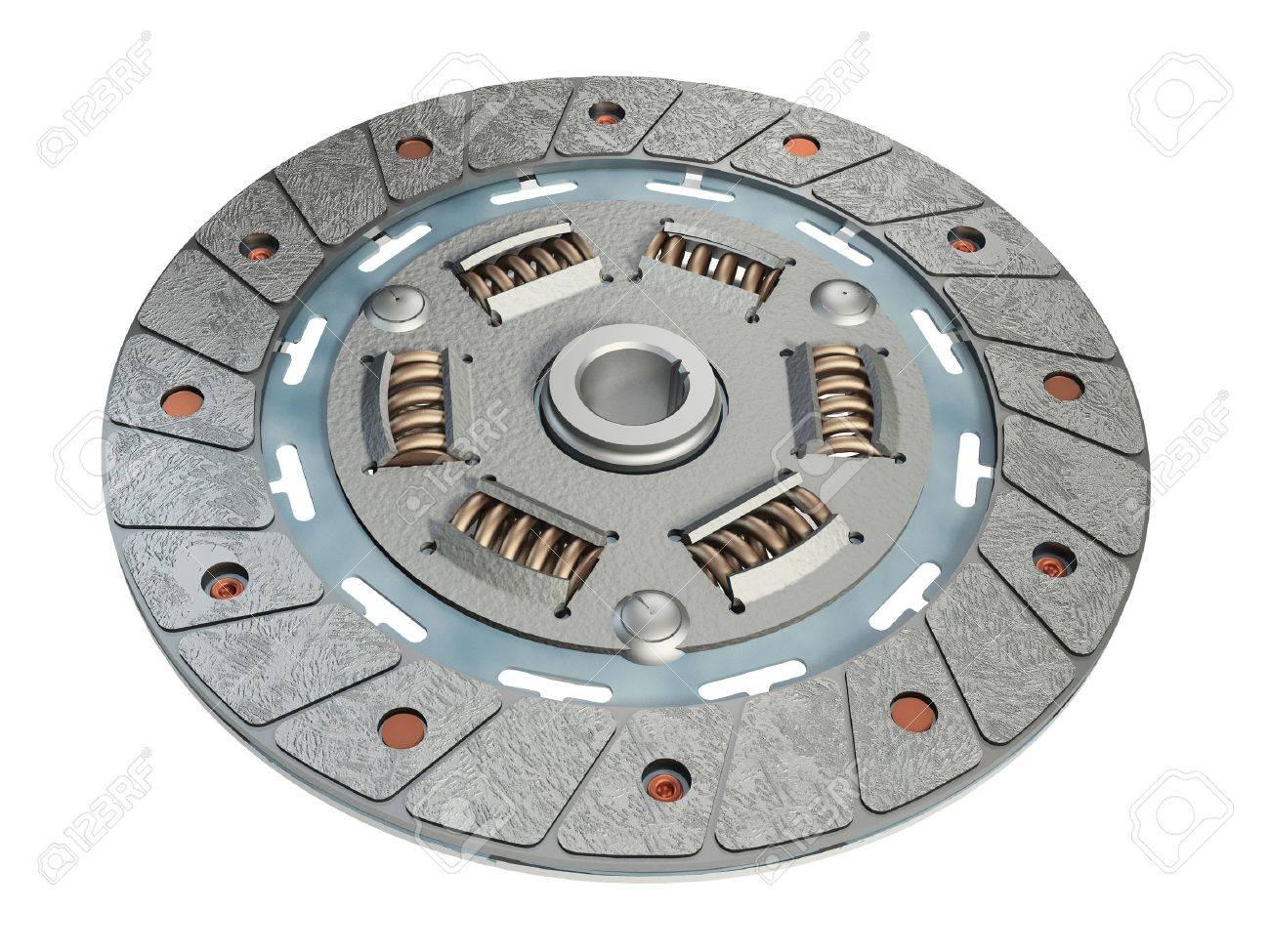 Clutch Discs Stock Photo - 11177589