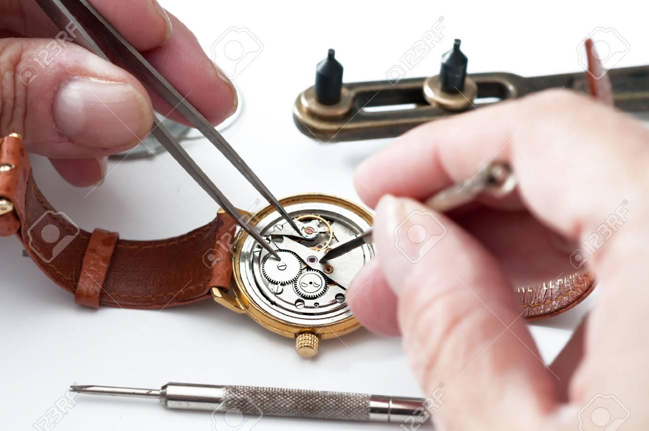 Reparación La Para Relojes Herramientas Especiales De BerCxdo