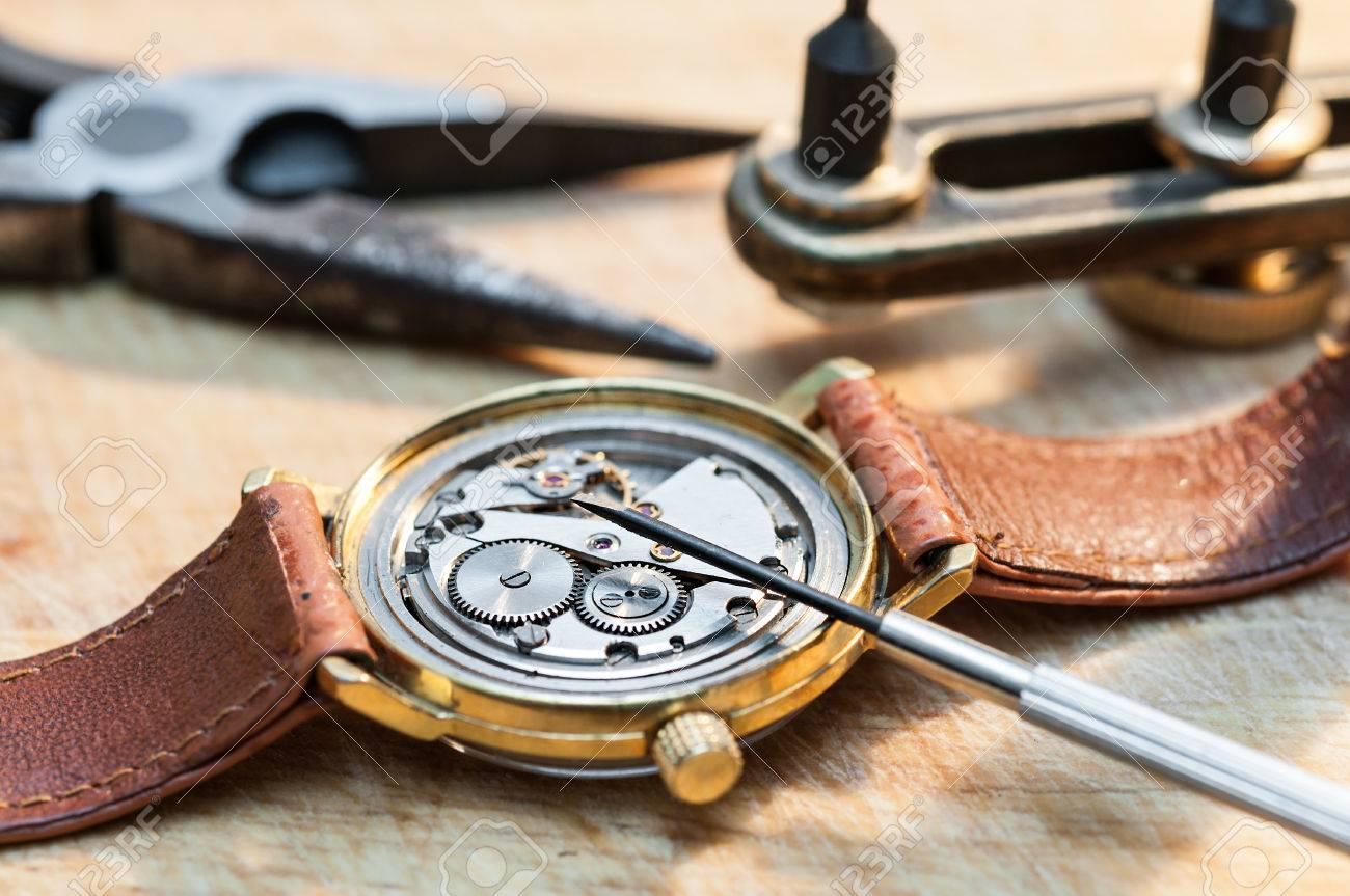 Especiales La Herramientas De Para Reparación Relojes N0OXP8knw
