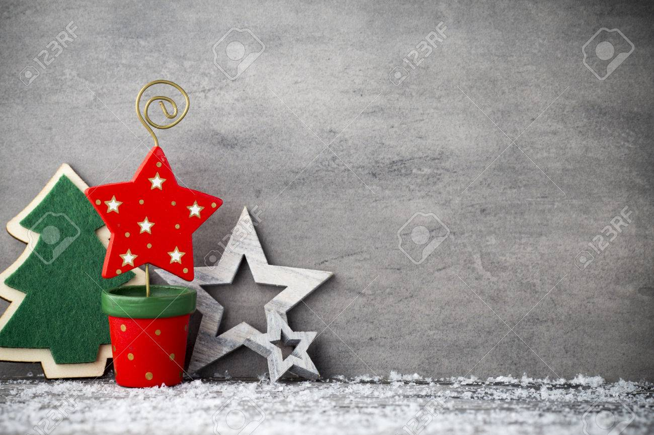 Christmas background, greeting card. Decoration. - 46977610