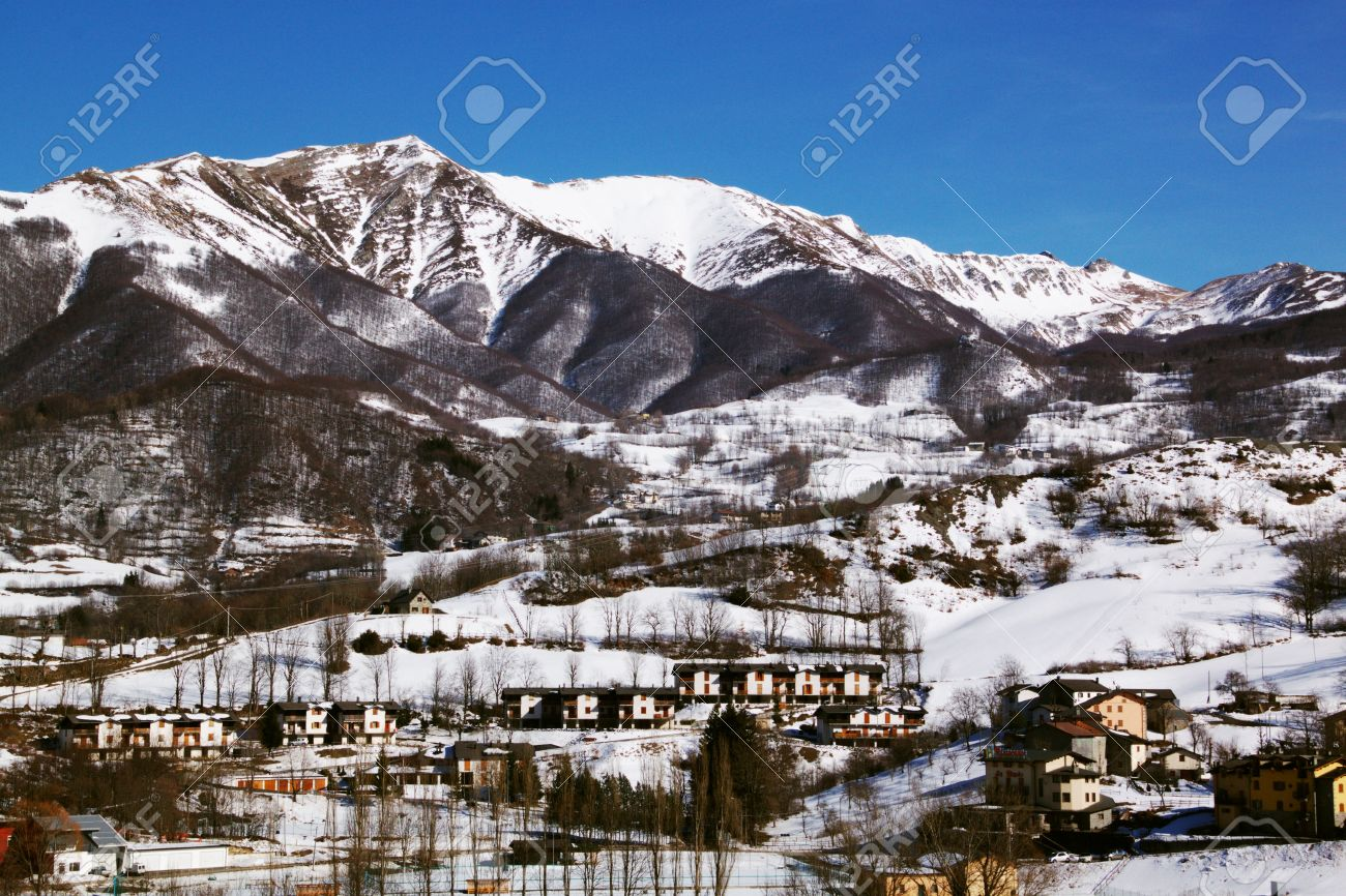 Abetone Italy Mountain Resort Stock Photo Picture And Royalty Free Image Image 13306559