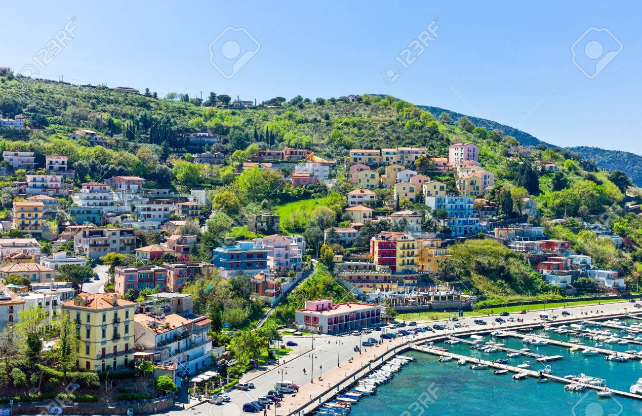 イタリア、チレント、アグローポ...