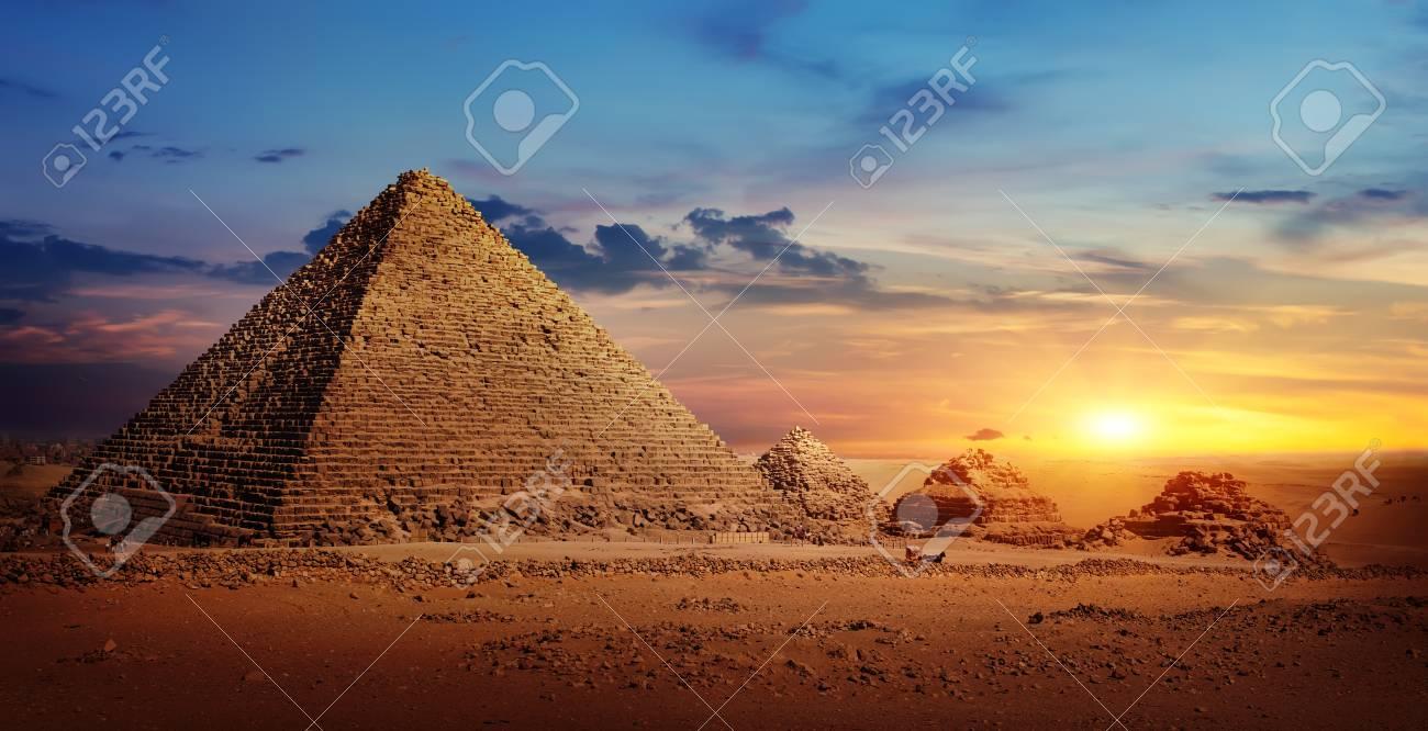 Desert in Egypt - 110767619