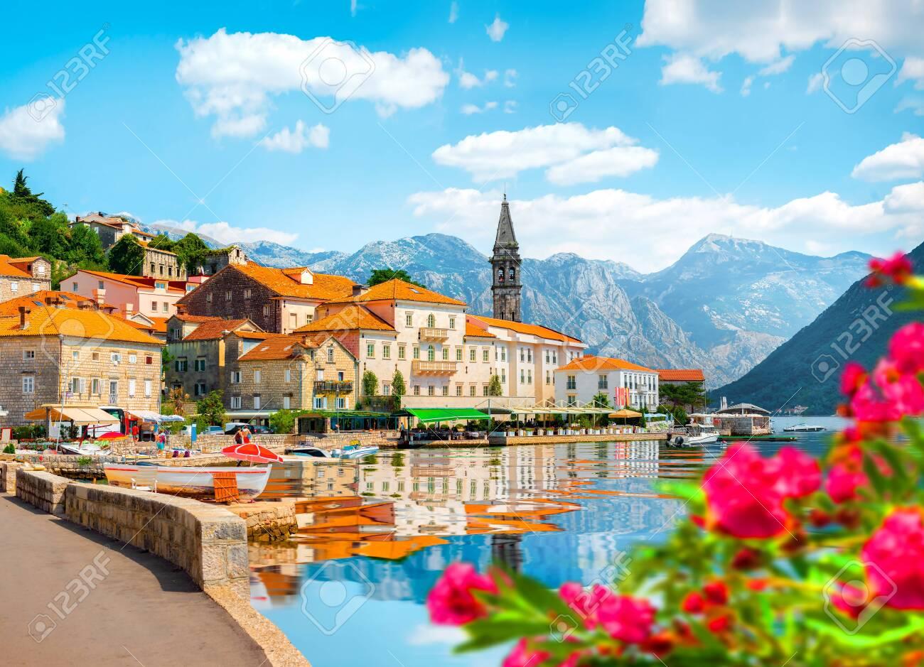 Perast at Bay in Kotor - 132015607