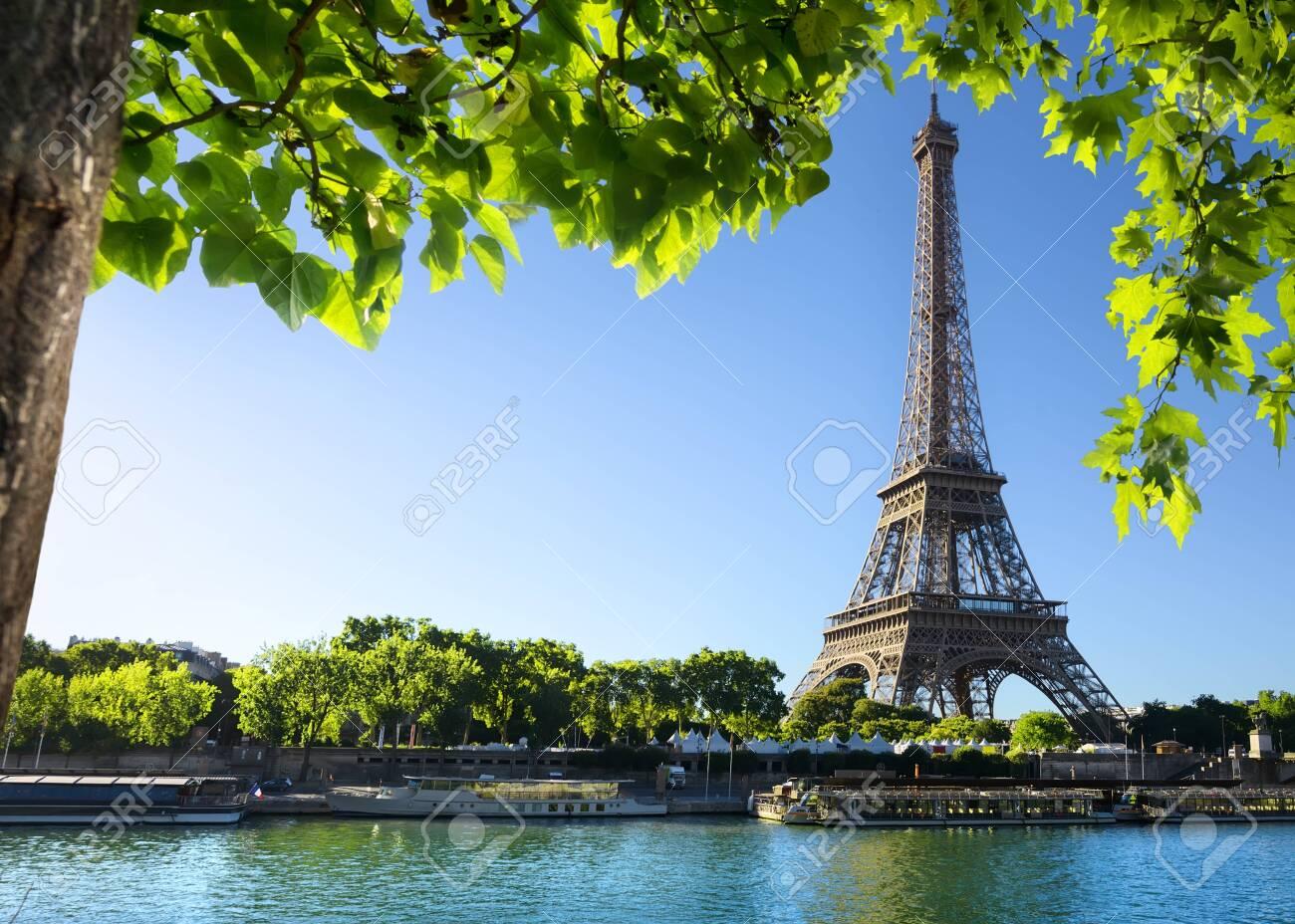 Morning in Paris - 137241425