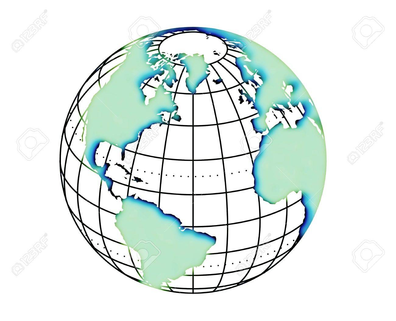 globe Stock Photo - 9962935