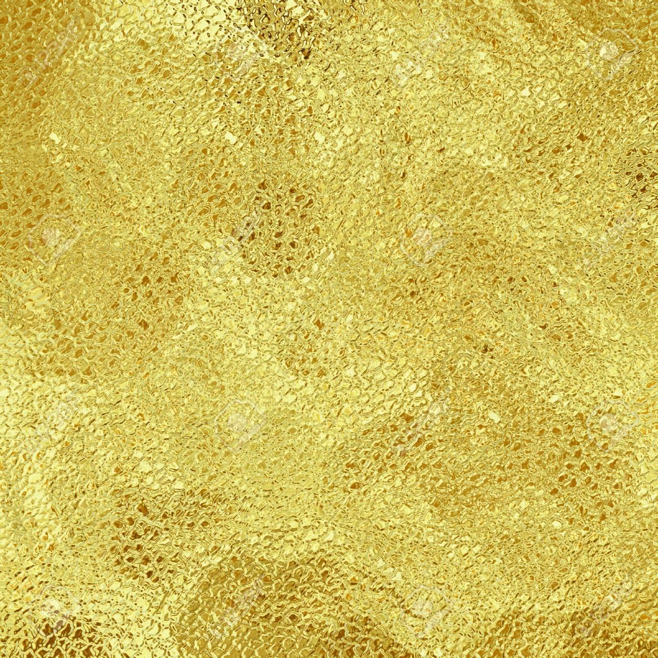 gold foil Stock Photo - 9962994