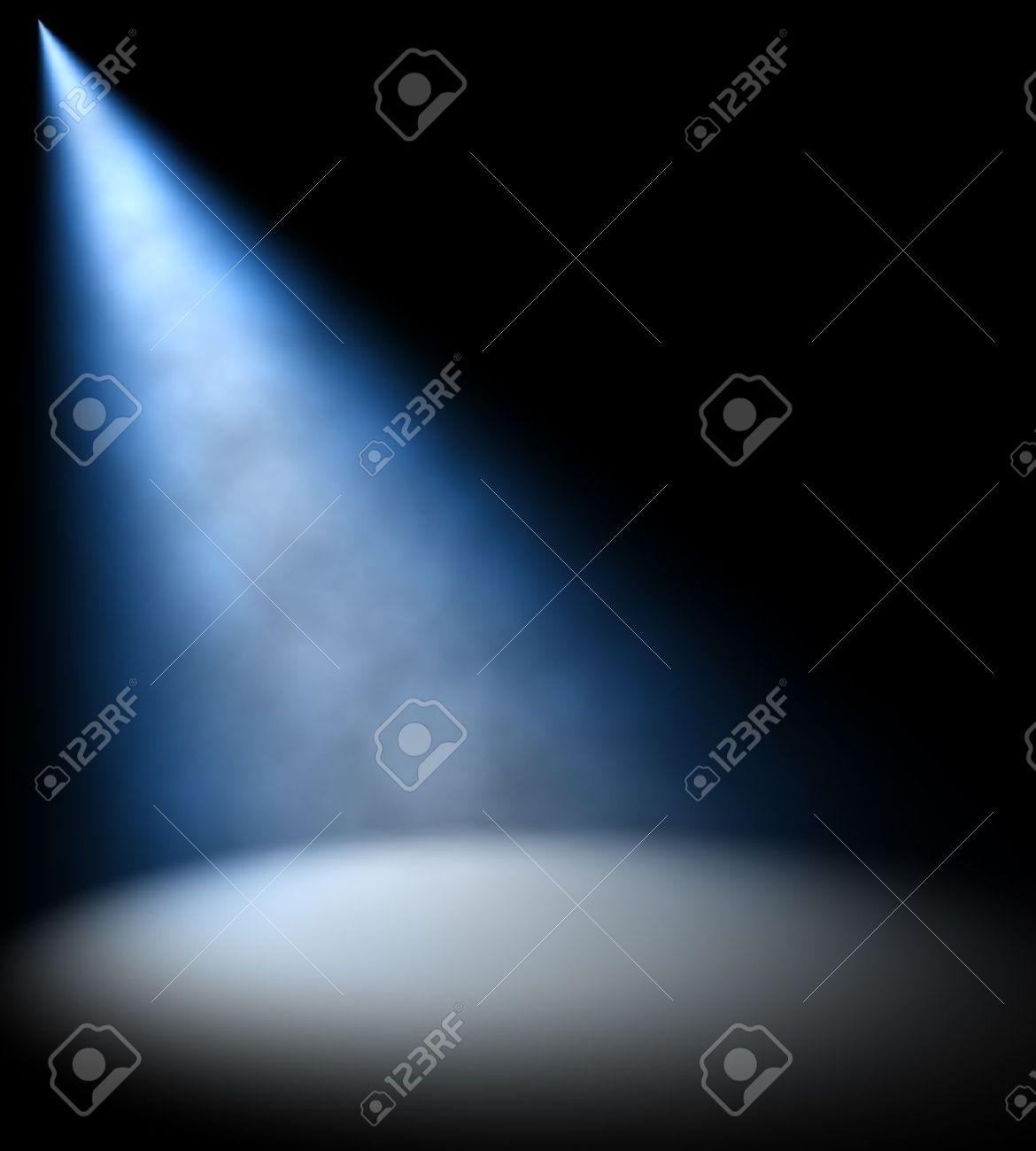 Blue Light Beam - 10315318