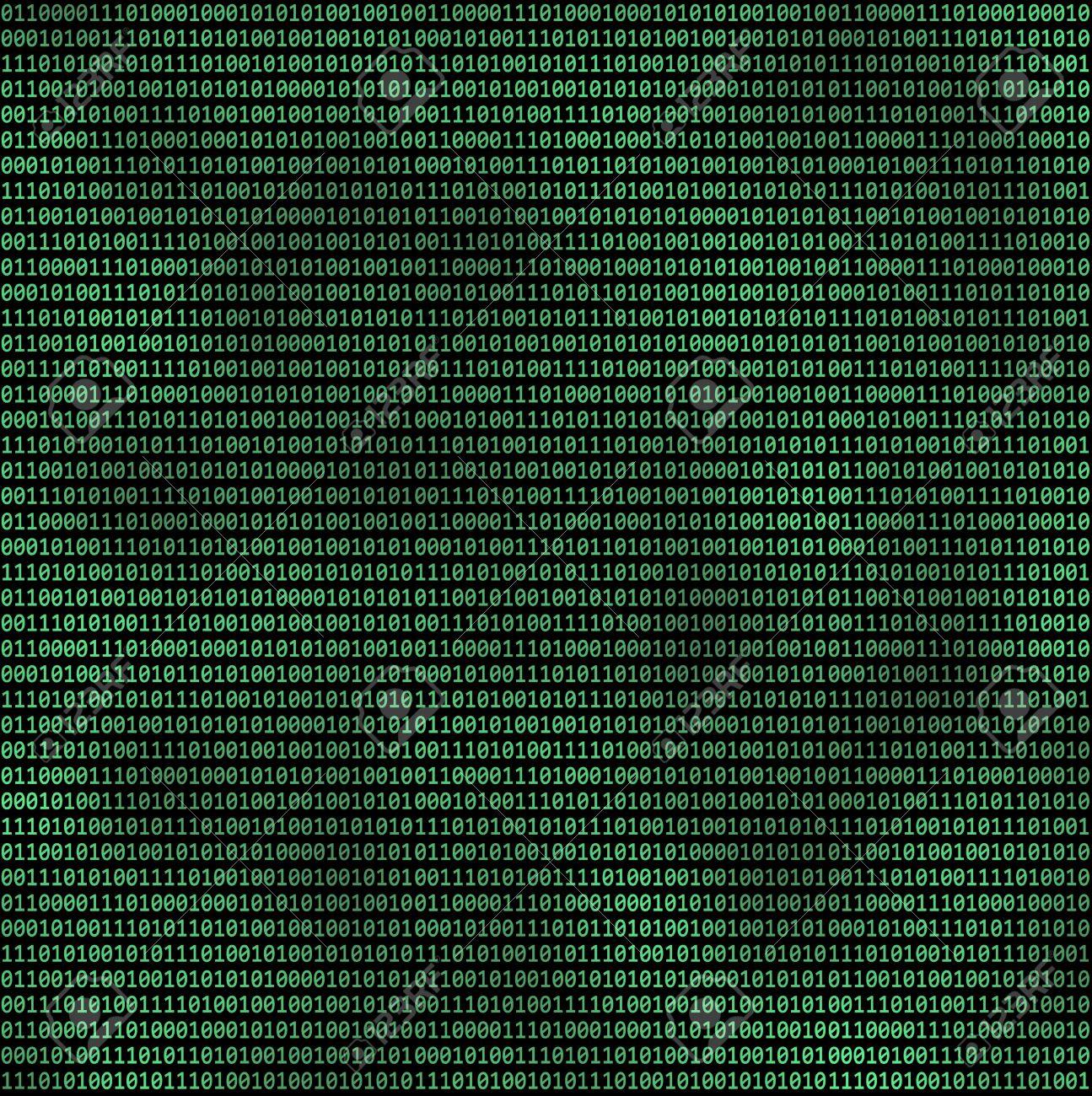 Binary computer code - 24540470