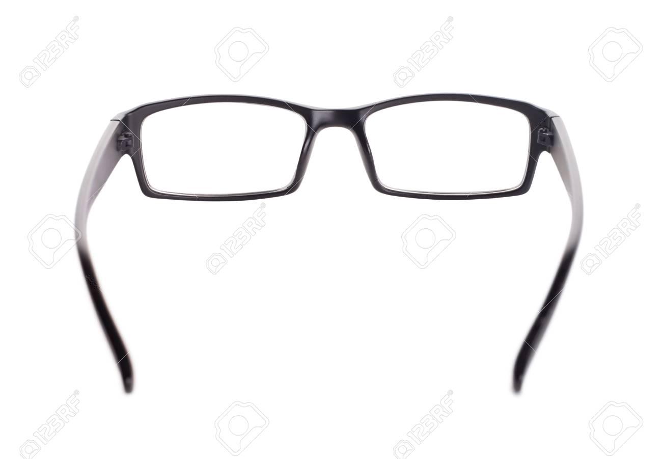 reading glasses isolated on white background Stock Photo - 12024731