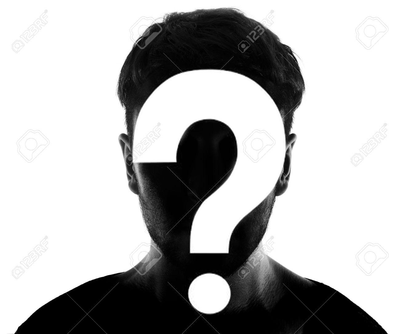 Liste des champions. 29470176-Inconnu-personne-silhouette-masculine-Banque-d'images
