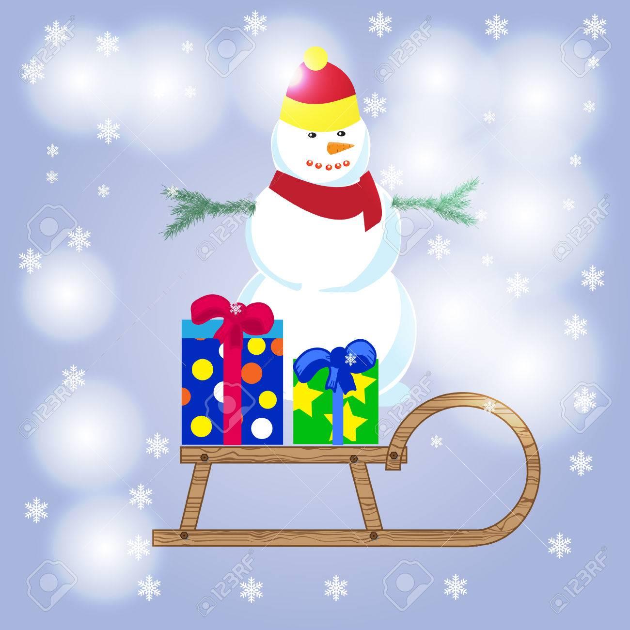Merry Christmas Happy Snowman Snowman Snowman Christmas