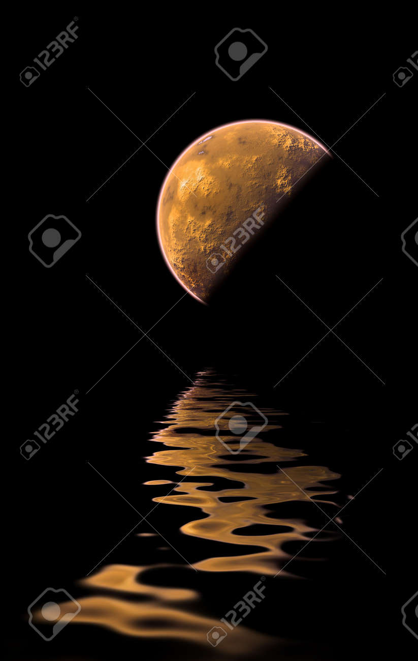 fantasy planets stock photo picture and royalty free image image
