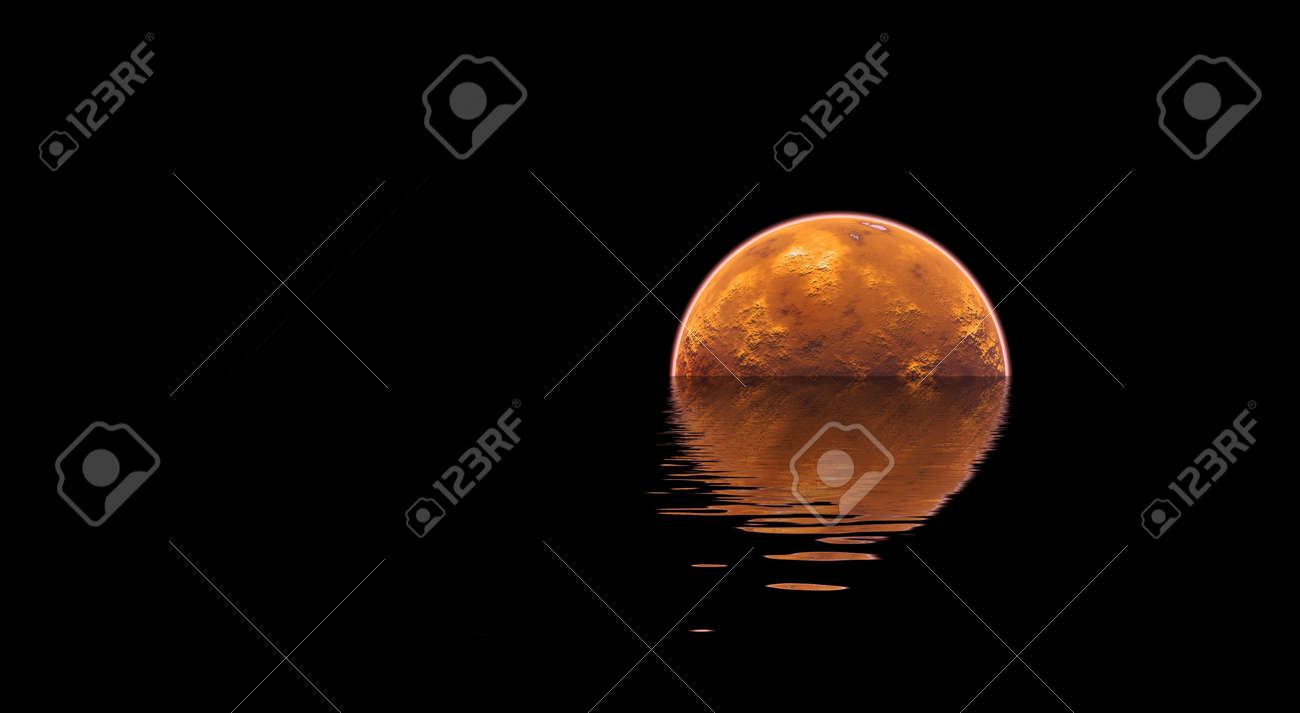 Fantasy planets Stock Photo - 667990