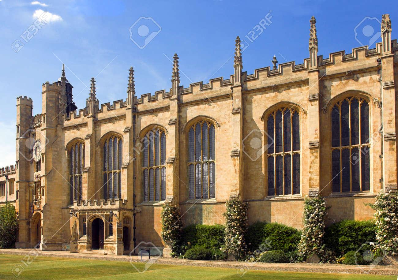 Photo from Cambridge University, England Stock Photo - 789297