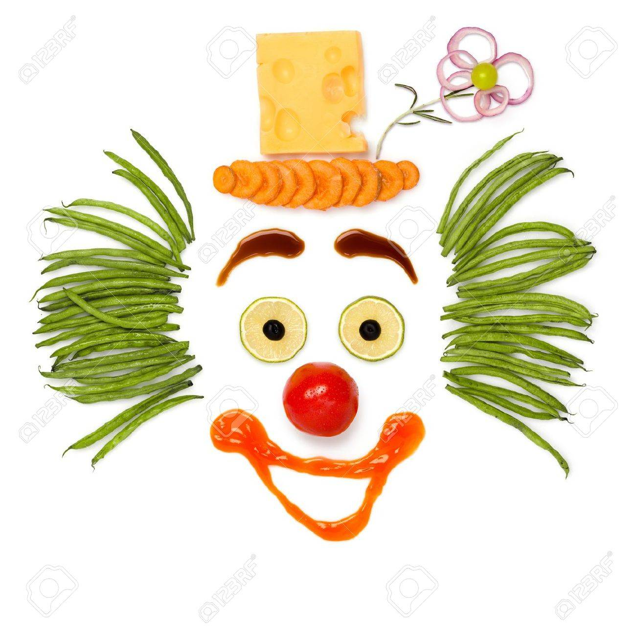 Vegetable Faces Images & Stock Pictures. Royalty Free Vegetable ...