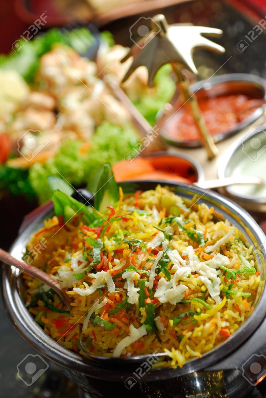 indian rice Stock Photo - 13108476