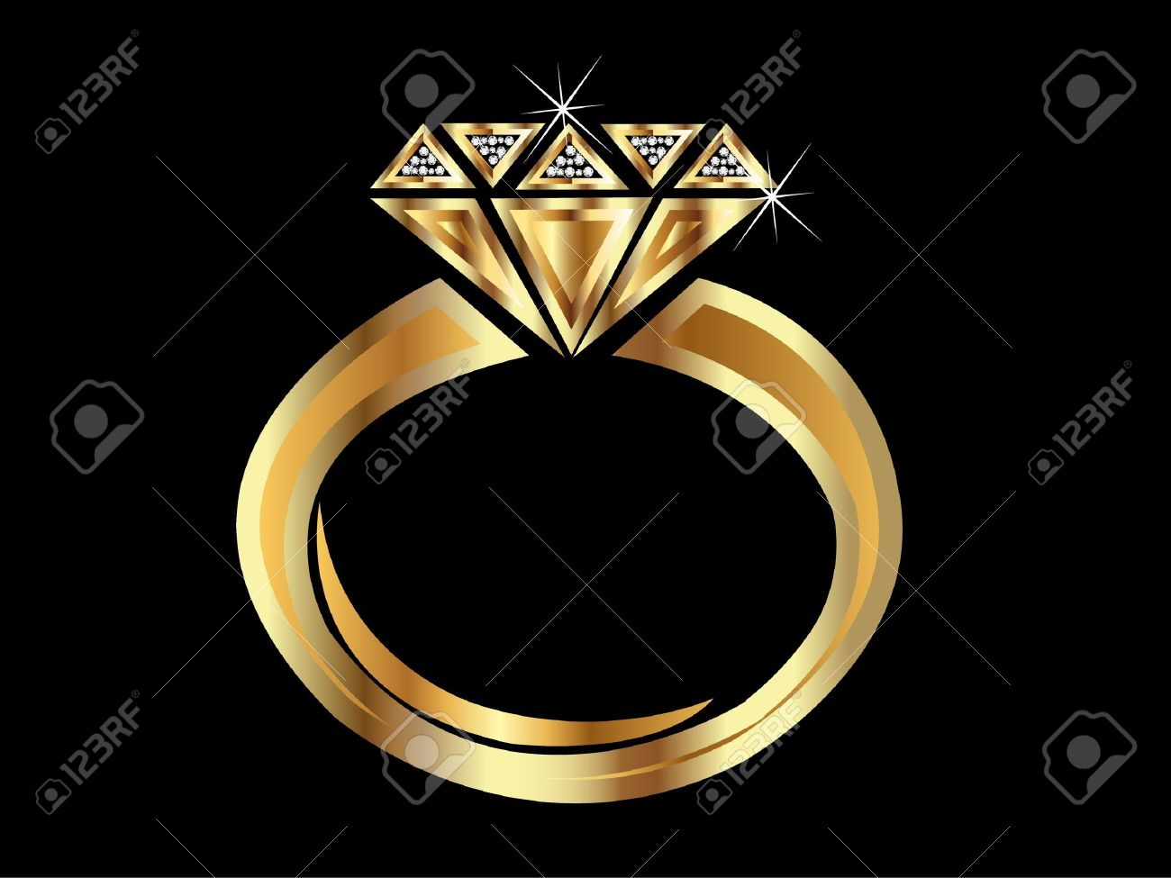 diamond free with background vector marble image royalty golden