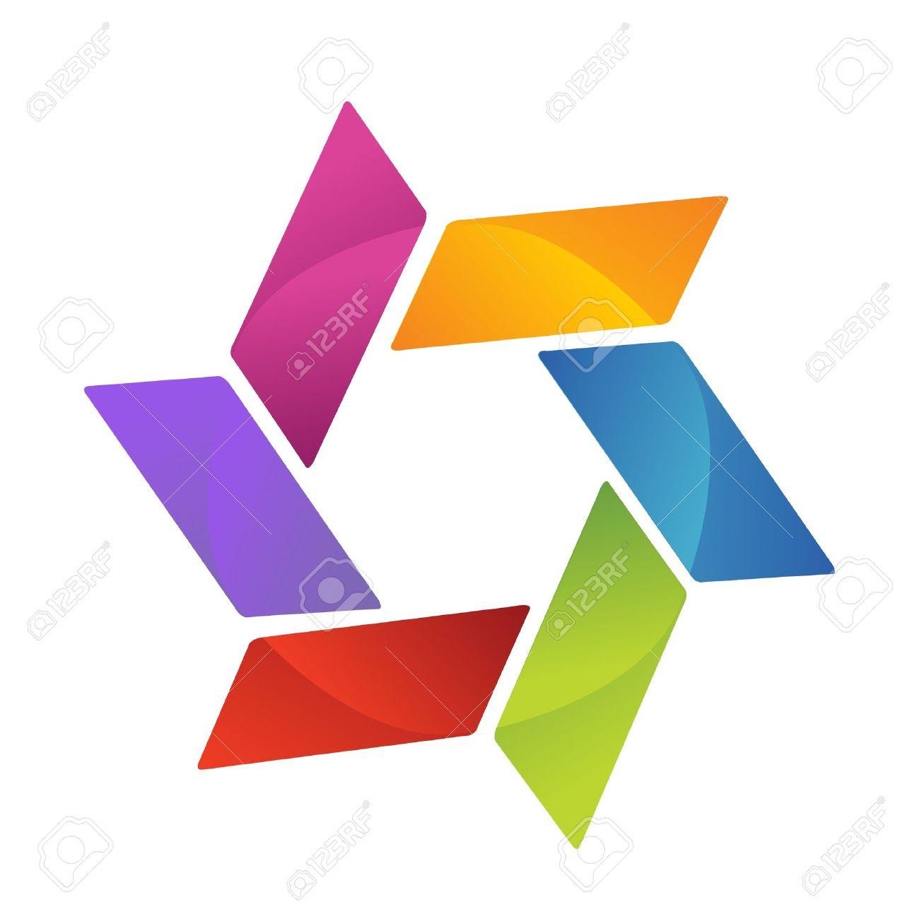 Business symbol creative design logo Stock Vector - 11591184