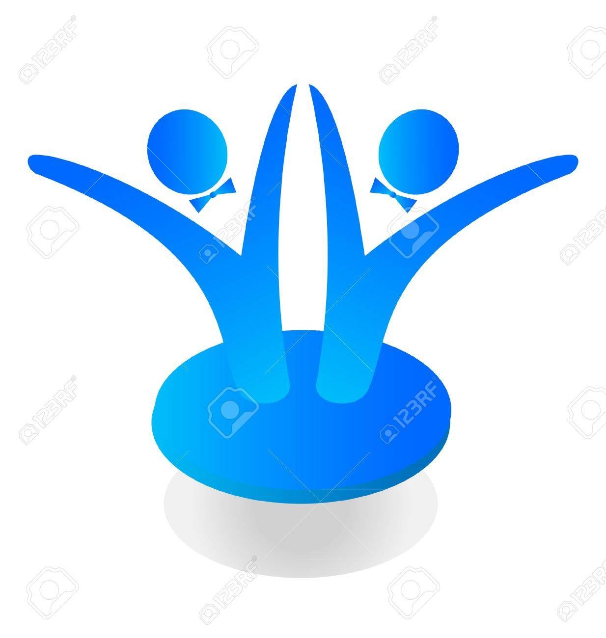 Business Team Logo Team People Business Logo