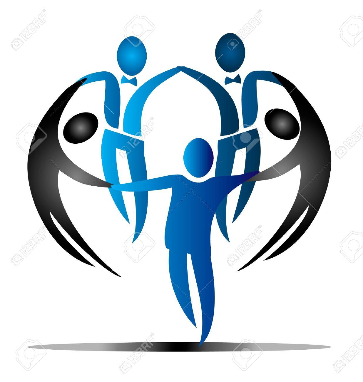 Business Team Logo Team Business Social Logo
