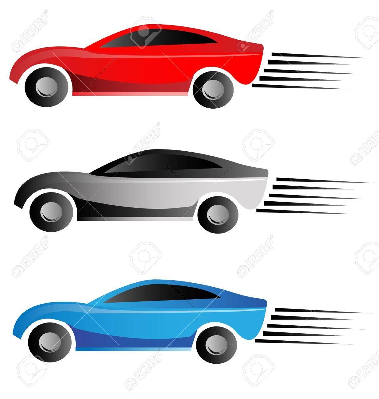 Racing Cars Logo Royalty Free Cliparts Vectors And Stock