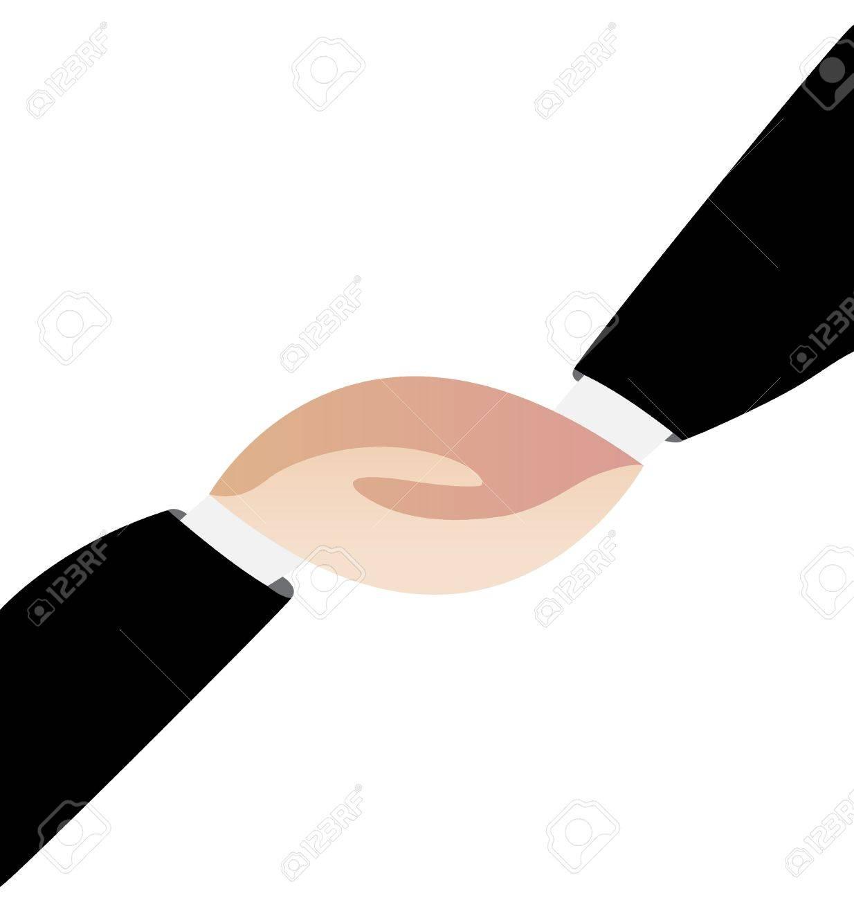 Friendly hands logo - 17425439