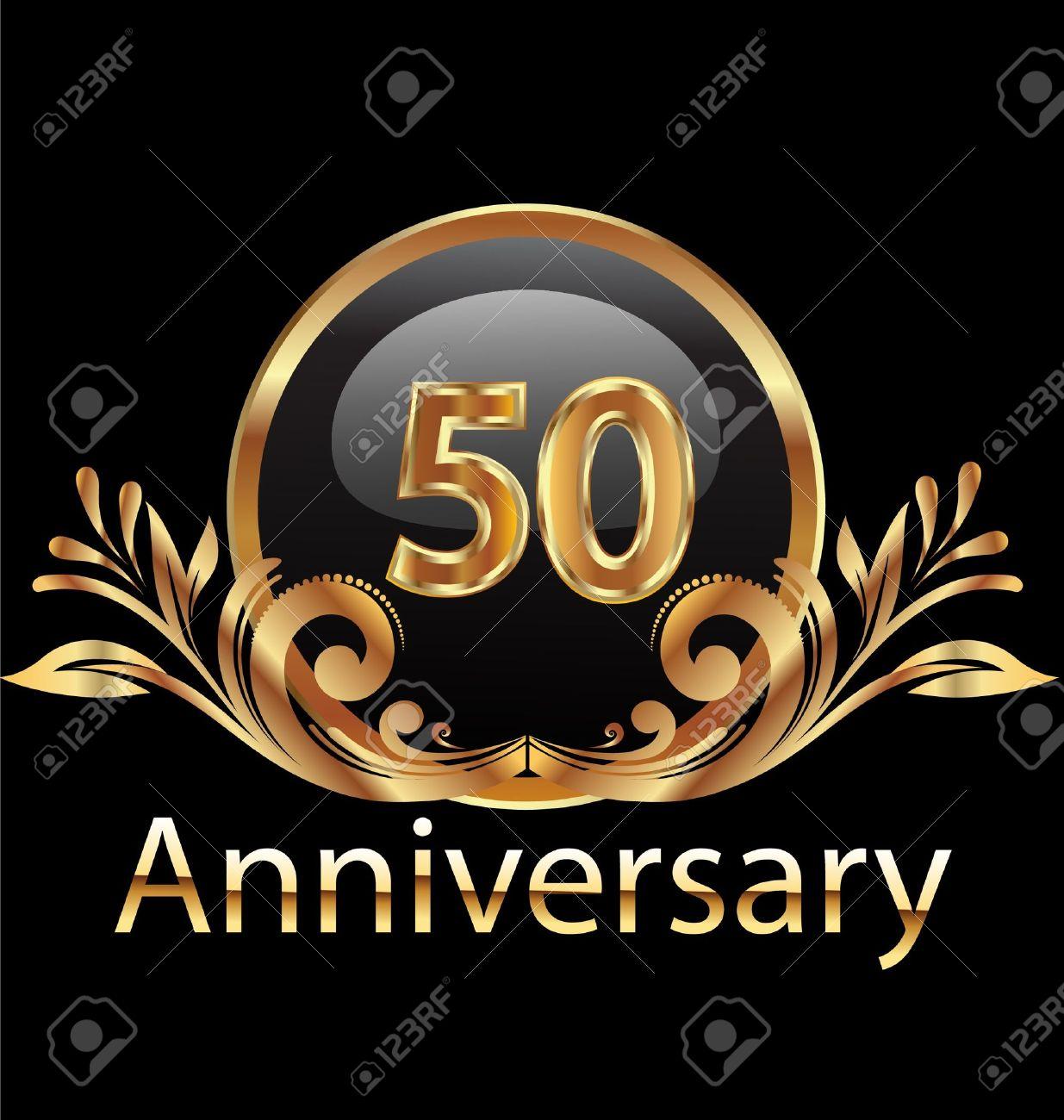fifty years 50 años, cumpleaños, aniversario de oro