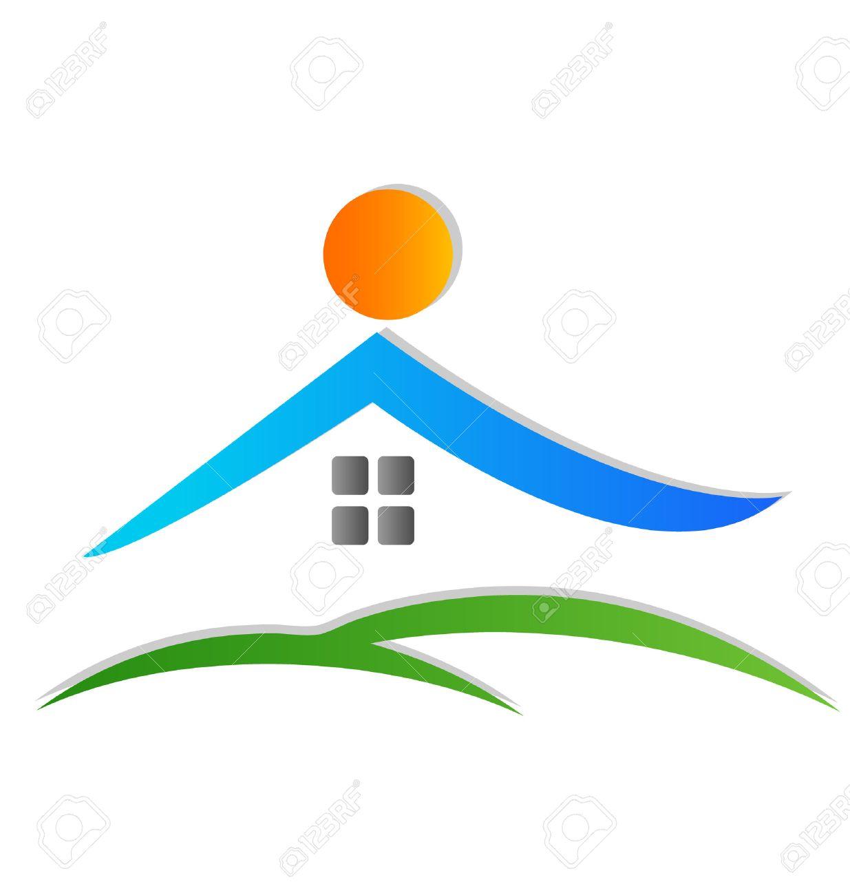 Housing Development Logo Vector House Icon Logo