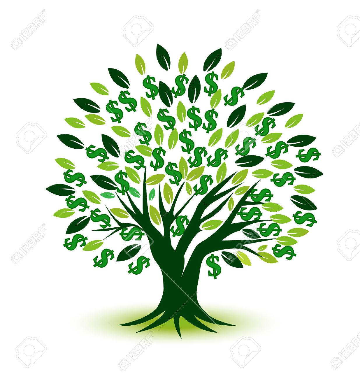 Image result for money tree clipart pgd