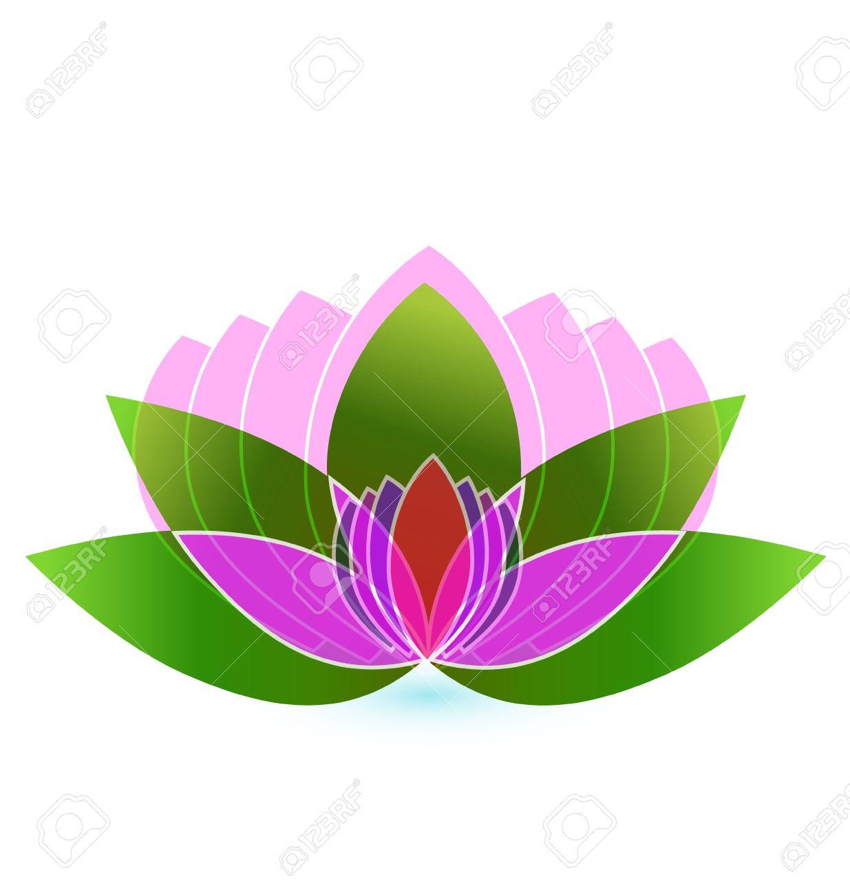 Lotus flower yoga icon vector royalty free cliparts vectors and lotus flower yoga icon vector stock vector 31464716 mightylinksfo
