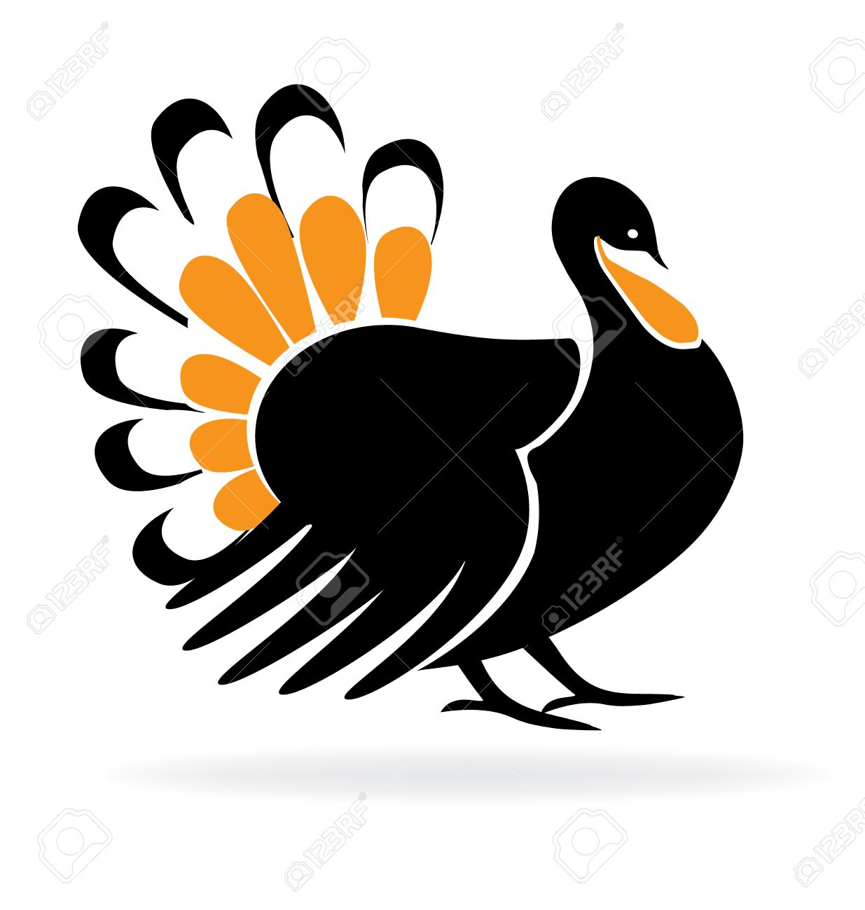 Clip Art Turkey Images & Stock Pictures. Royalty Free Clip Art ...