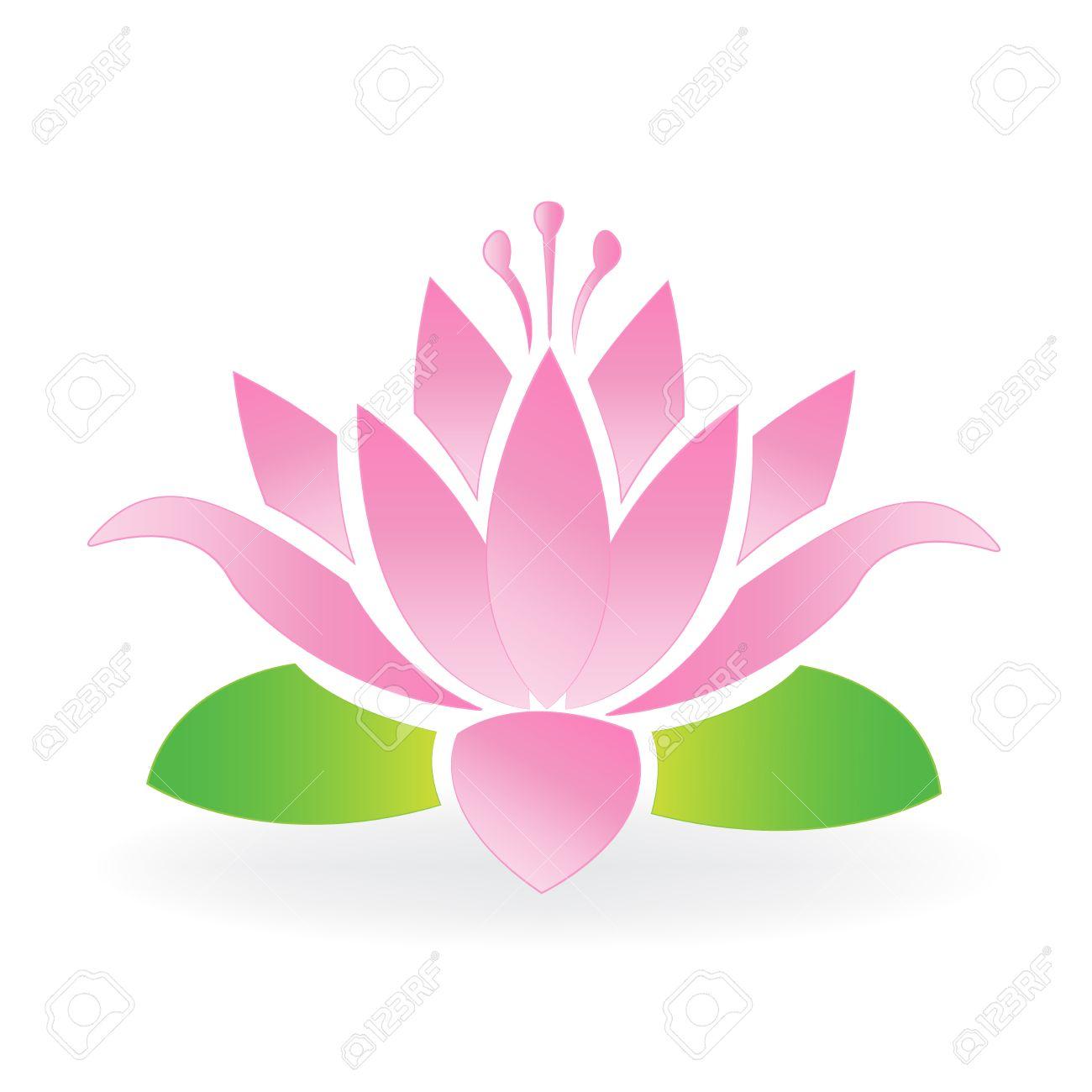 Цветы для логотипа фото